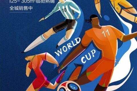 【碧桂园·江湾1号】激情世界杯 巅峰对决时