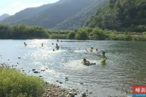 小乌溪江,嵊州人心中的游泳圣地被糟蹋!原因很奇葩……