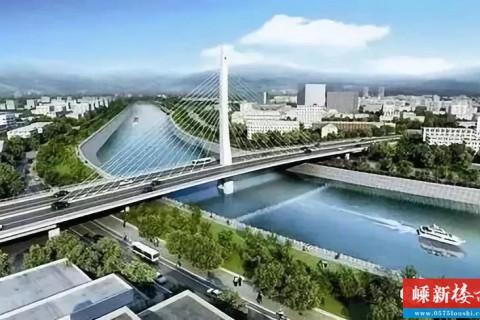 【静泊一湾】天姥大桥有望9月底通车