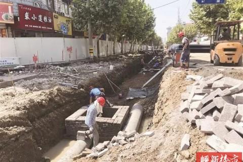 嵊州这些路段将全封闭围挡施工,过往车辆请绕行