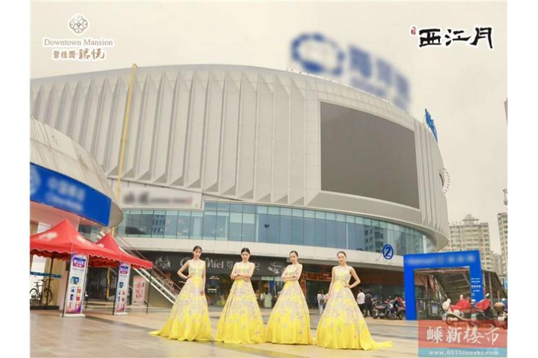 珺悦&西江月 碧桂园·双子展厅盛启