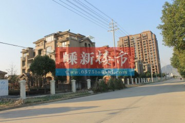出售  明山桃源别墅,1-3层,256平方