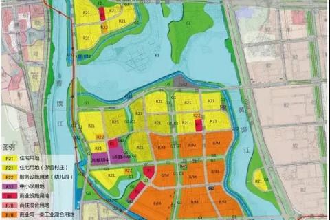 重磅!嵊州艇湖将迎来大发展!新规划方案出炉,学校和商业各种设施应有尽有