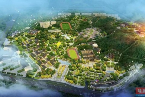 美爆了!新昌鼓山公园开园两周!风景不输苏州园林!
