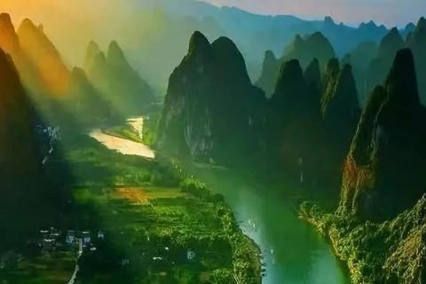 与国宝为邻 | 将青山绿水典藏园内