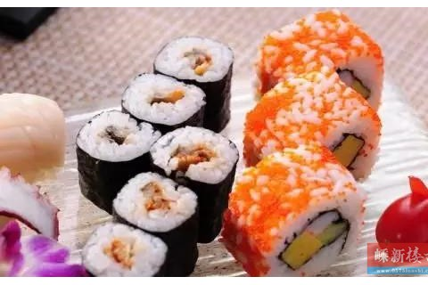 恒大悦珑府 手作寿司 周末卷起快乐