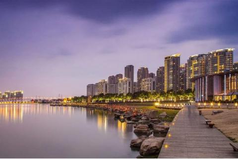 【绿地·四季印象】未来艇湖,将成为嵊州下一个增长极!